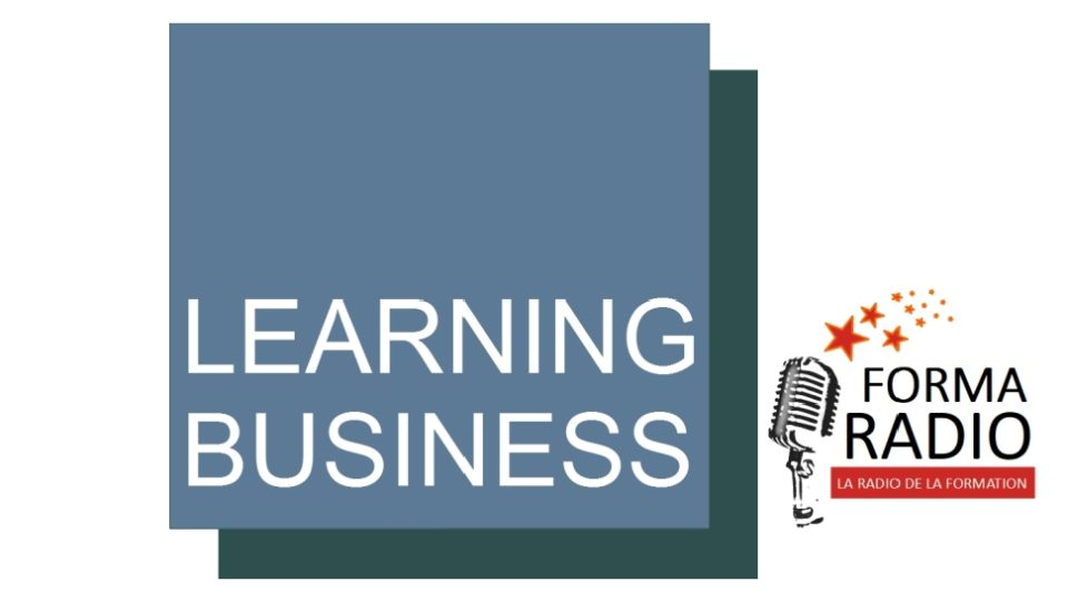 Logo Learning business+