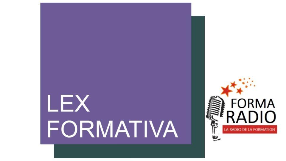 Lex Formativa logo FORMA Radio